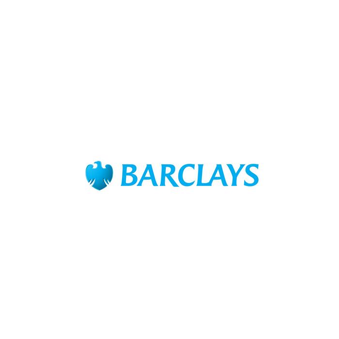 Logo de la banque Barclays riche luxe classe haute couture hôtel confort luxueux joaillerie hotellier LVMH chic millionaire milliardaire