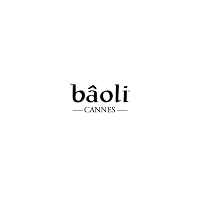 Logo de la boite de nuit nightcclub le baoli à cannes baoli club beach fête vidéos de soirée soirées privées