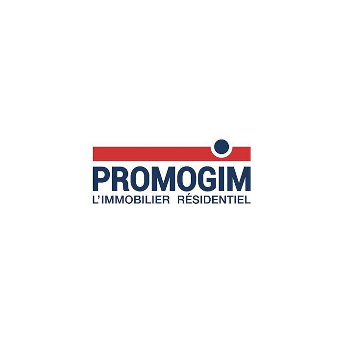 Logo du film promotionel du gérant du batiment real estate dans les alpes maritimes et en france