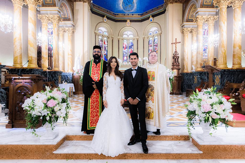 Wedding à Monaco & au Chateau de ST Jeannet