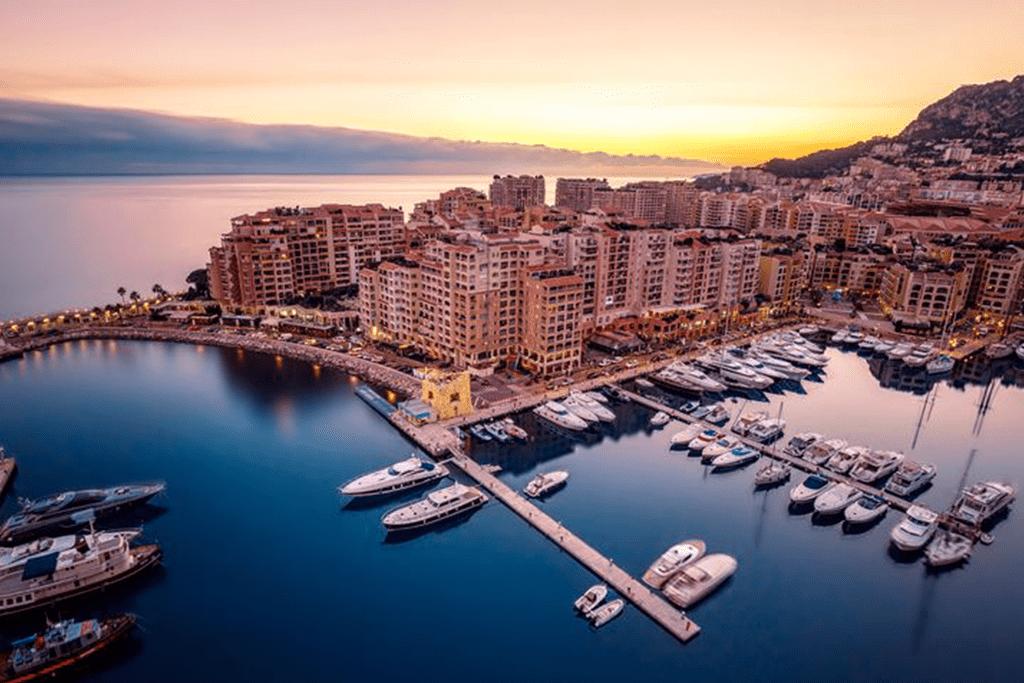 Inauguration avec le Prince des nouveaux quartiers à Monaco, Société des bains de mer de Monaco COTE EVENT