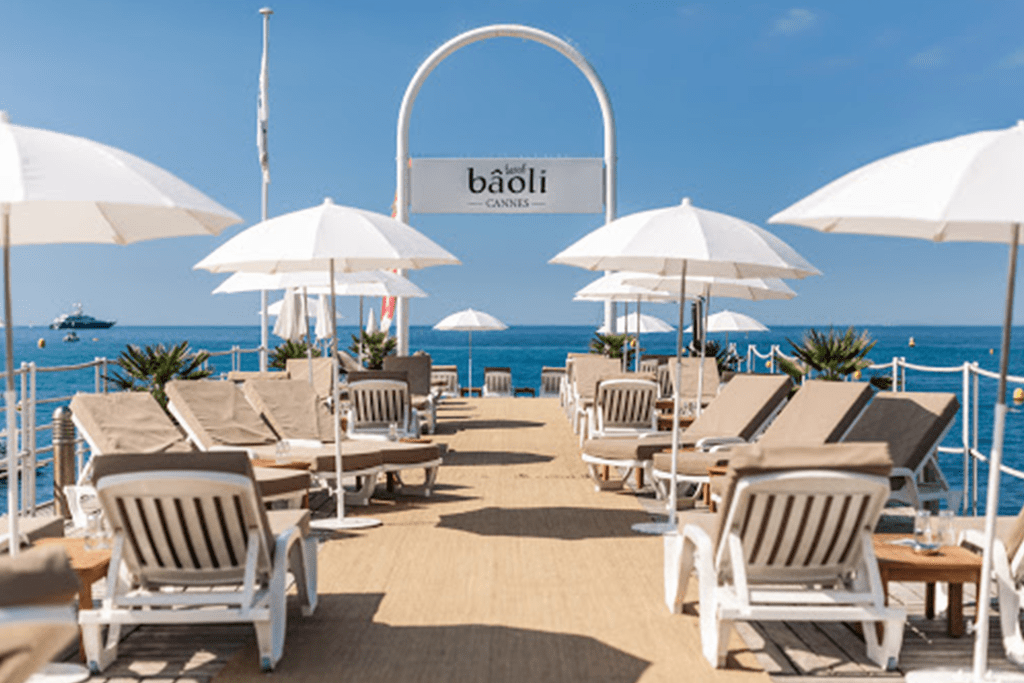 Video Event Cote d'azur Baoli Beach Cannes avec Lancel Paris, Chaumet Paris, Barclays, Club airport premier