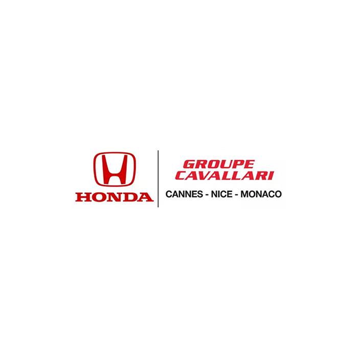 logo de la Multinationale Honda Groupe Cavallari cannes nice monaco
